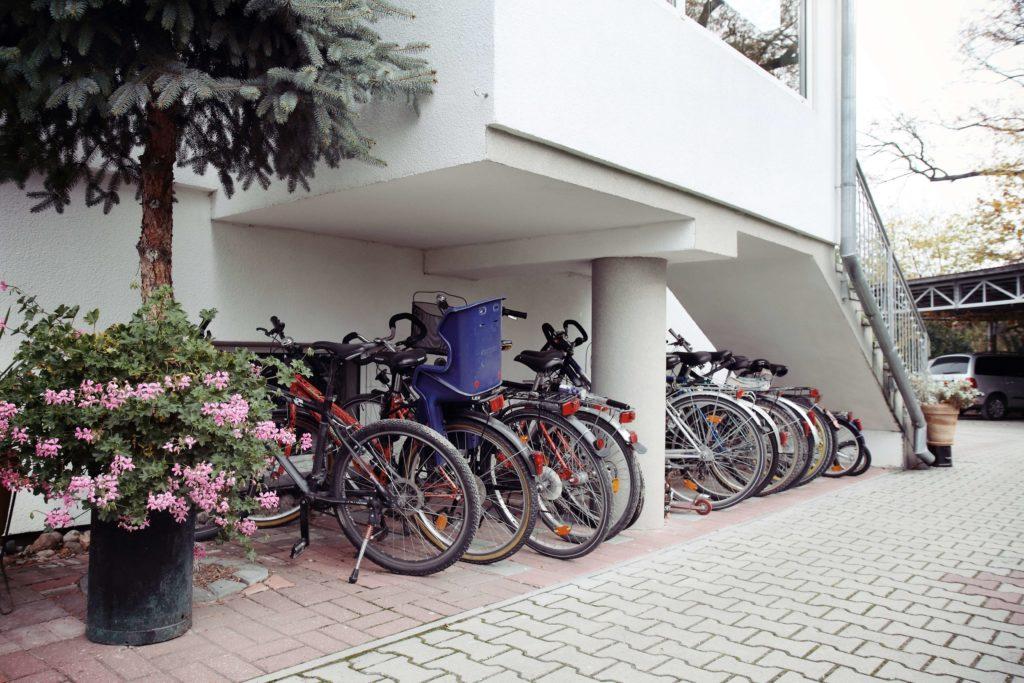 Czas na rowery Agroturystyka Zamostowo